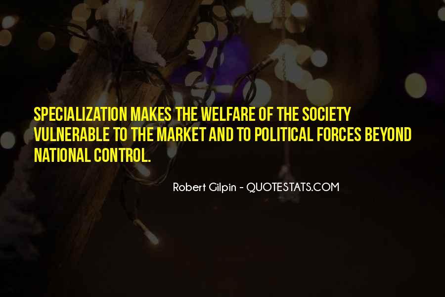 Robert Gilpin Quotes #1183157