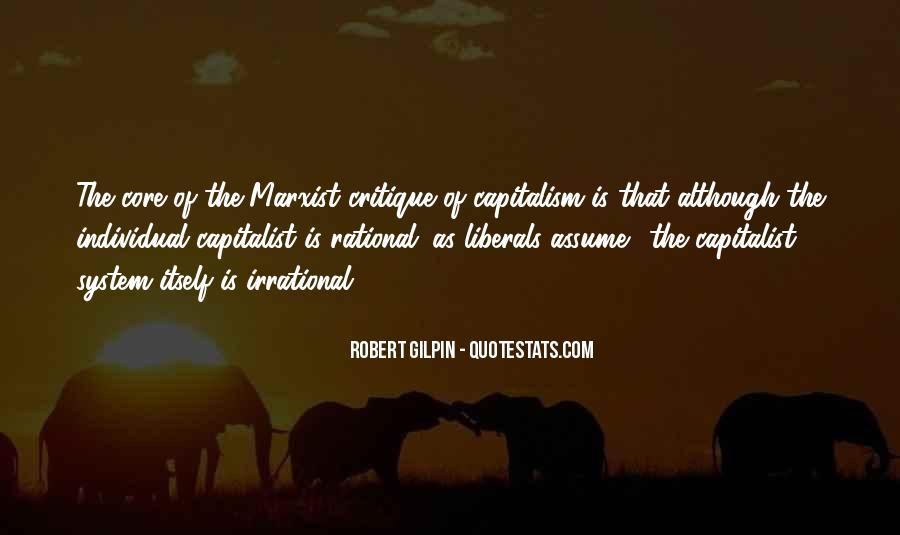 Robert Gilpin Quotes #1271572