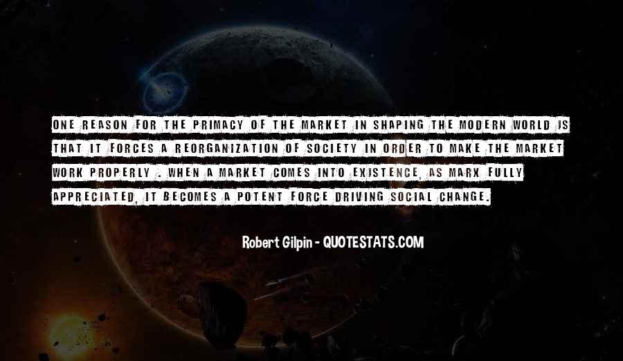 Robert Gilpin Quotes #1320894