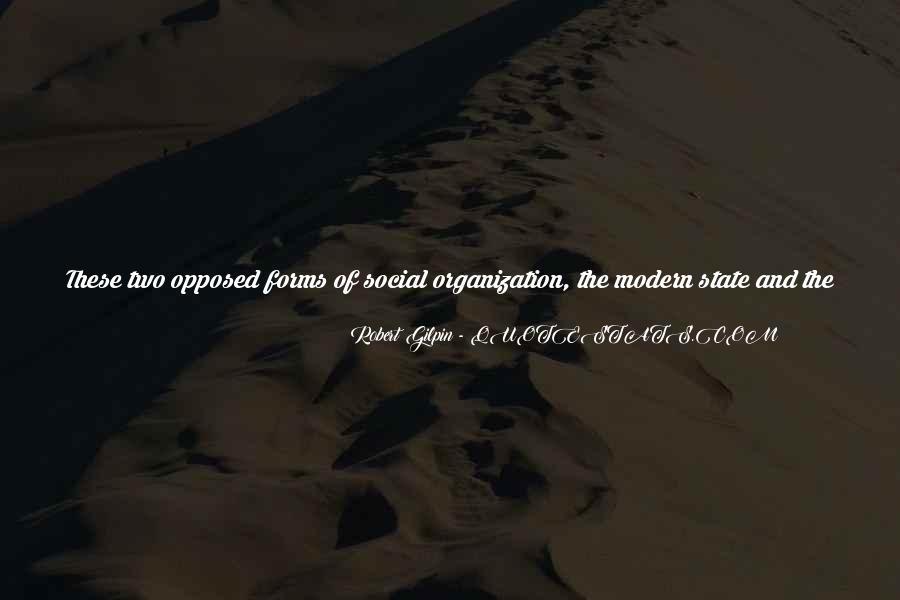 Robert Gilpin Quotes #1408992