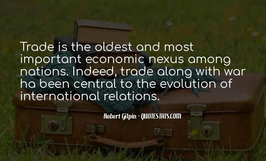Robert Gilpin Quotes #1414776