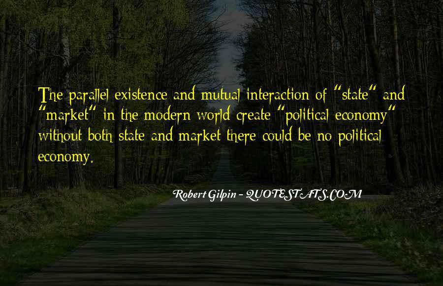 Robert Gilpin Quotes #1422097