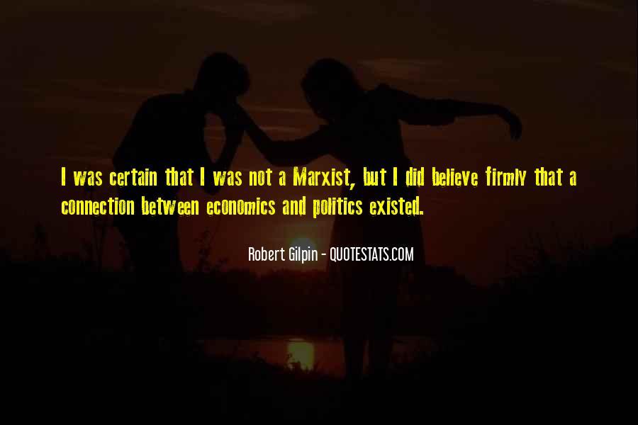 Robert Gilpin Quotes #1561851