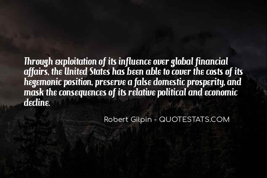Robert Gilpin Quotes #1711152