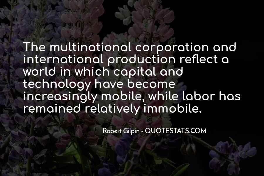 Robert Gilpin Quotes #686158