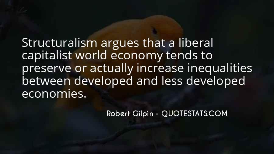 Robert Gilpin Quotes #955952