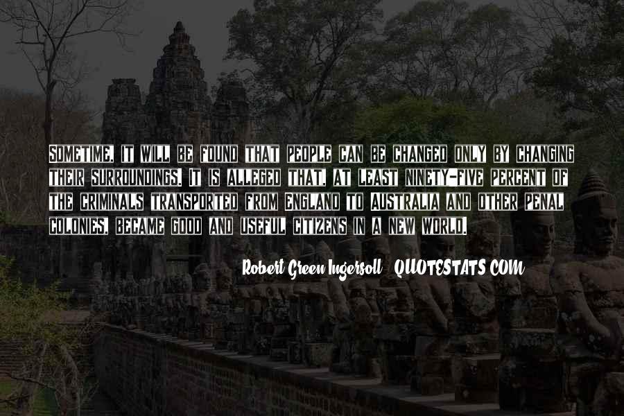Robert Green Ingersoll Quotes #1223234