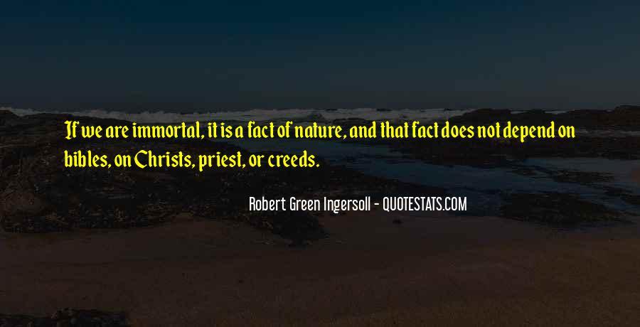 Robert Green Ingersoll Quotes #1230507