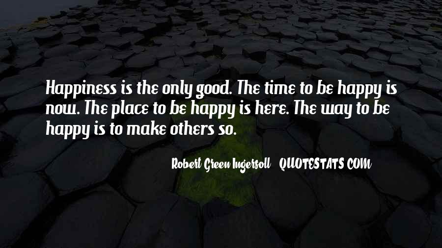 Robert Green Ingersoll Quotes #1297094