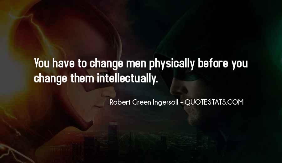 Robert Green Ingersoll Quotes #1298856