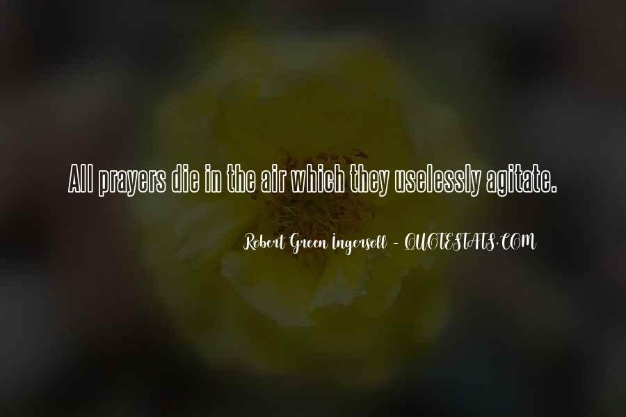 Robert Green Ingersoll Quotes #1461800