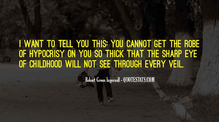 Robert Green Ingersoll Quotes #1533361