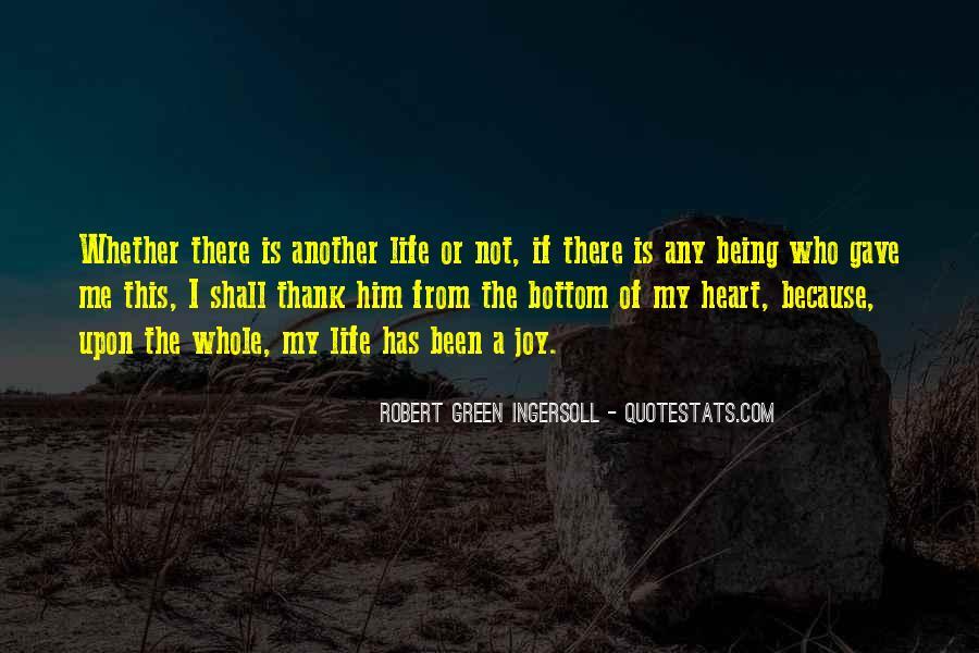 Robert Green Ingersoll Quotes #1534263