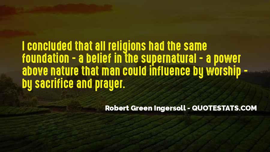 Robert Green Ingersoll Quotes #1552777