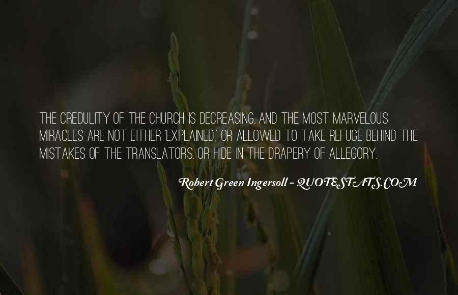Robert Green Ingersoll Quotes #157454