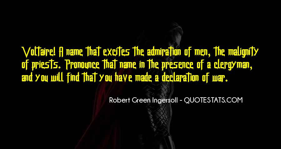 Robert Green Ingersoll Quotes #1625041
