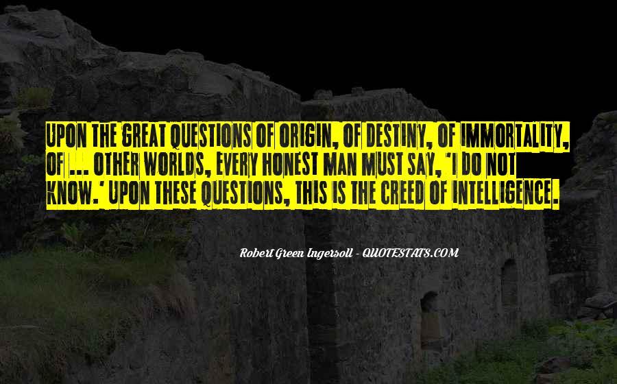Robert Green Ingersoll Quotes #1686111