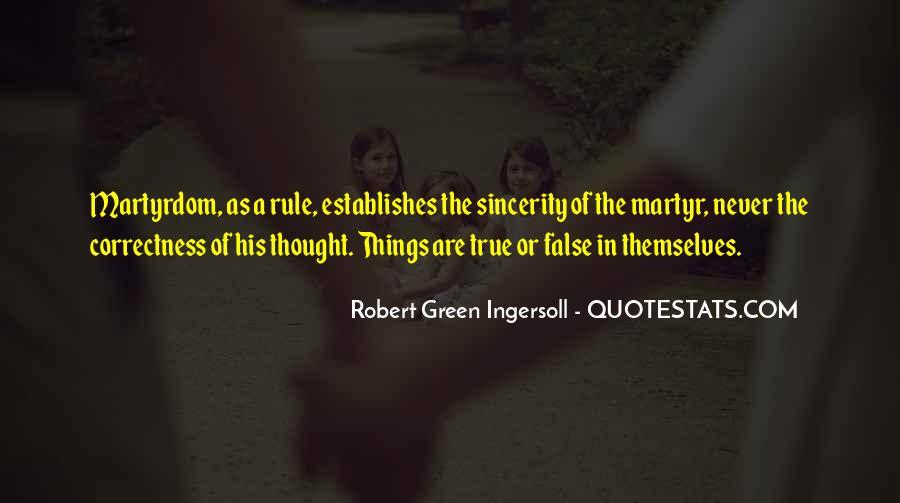 Robert Green Ingersoll Quotes #1699213