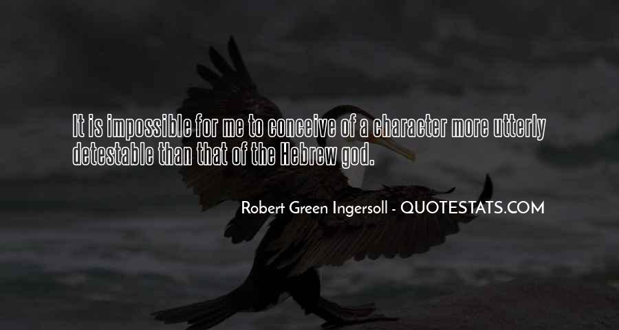 Robert Green Ingersoll Quotes #1722880