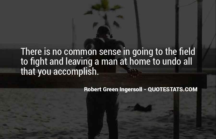 Robert Green Ingersoll Quotes #194632
