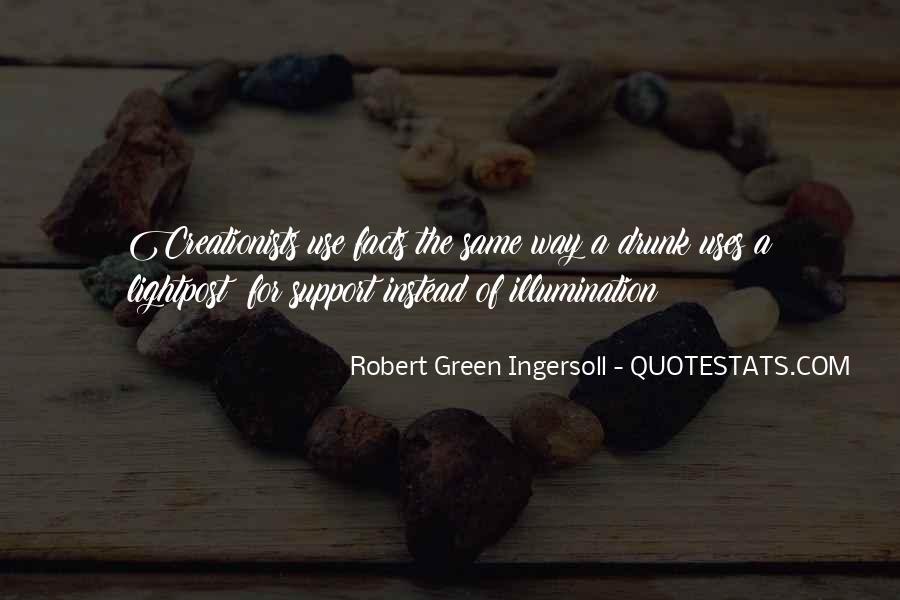Robert Green Ingersoll Quotes #201300