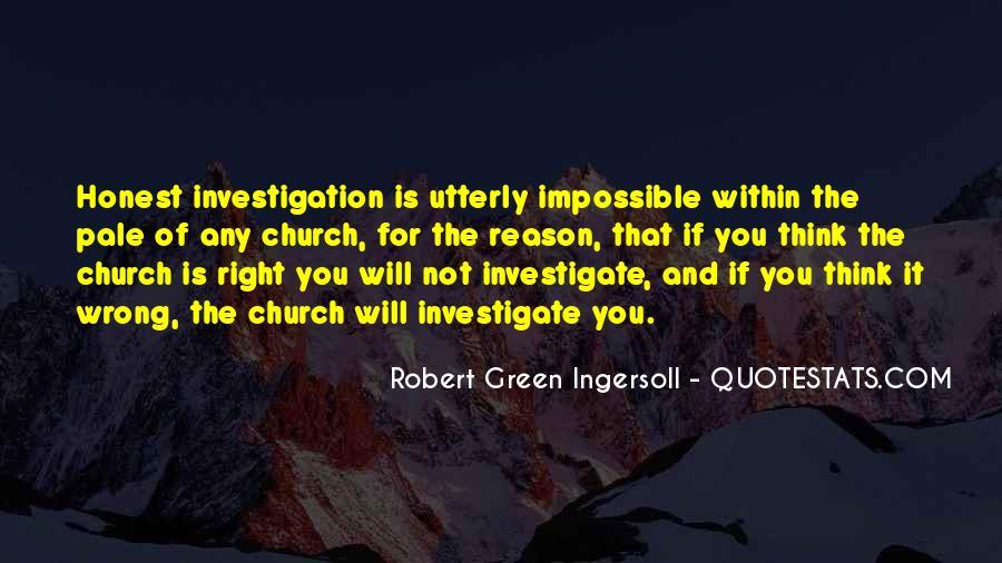 Robert Green Ingersoll Quotes #26547