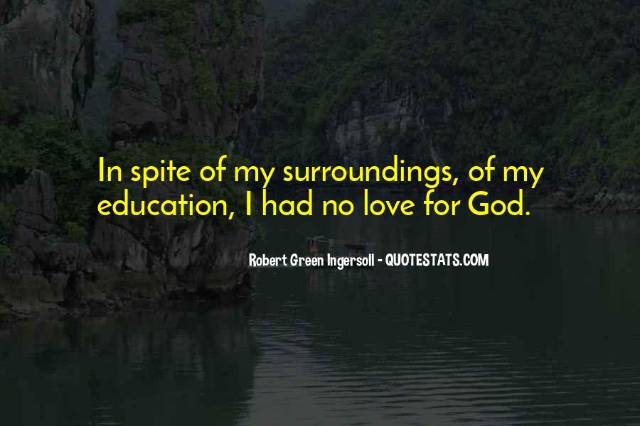 Robert Green Ingersoll Quotes #327355