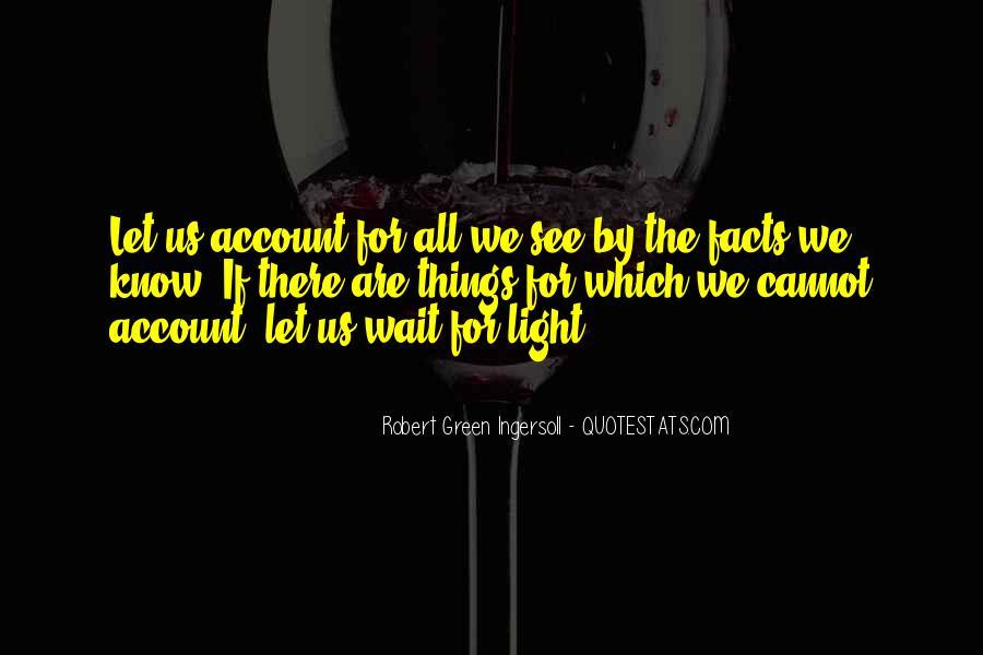 Robert Green Ingersoll Quotes #34833