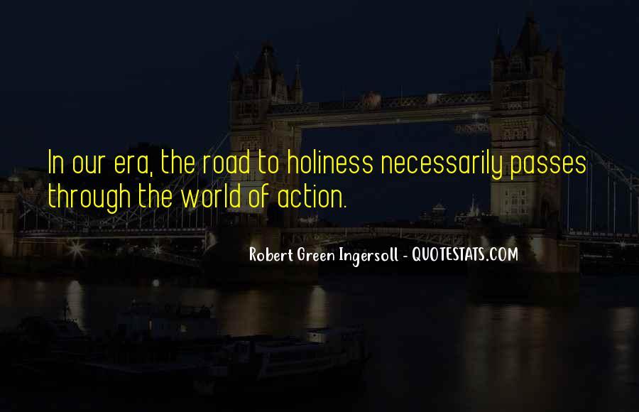 Robert Green Ingersoll Quotes #368243