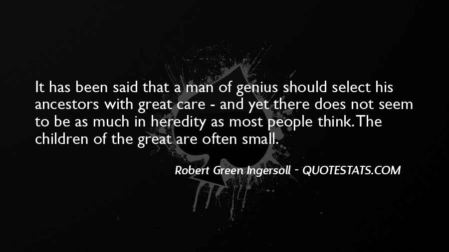 Robert Green Ingersoll Quotes #668512