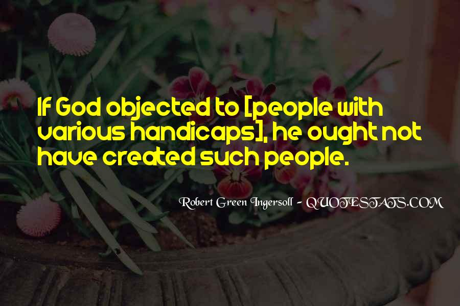Robert Green Ingersoll Quotes #813615