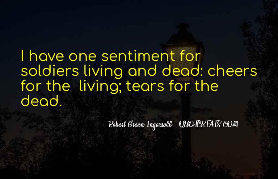 Robert Green Ingersoll Quotes #939013