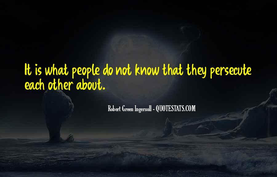 Robert Green Ingersoll Quotes #978581
