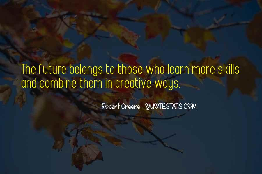 Robert Greene Quotes #1379862