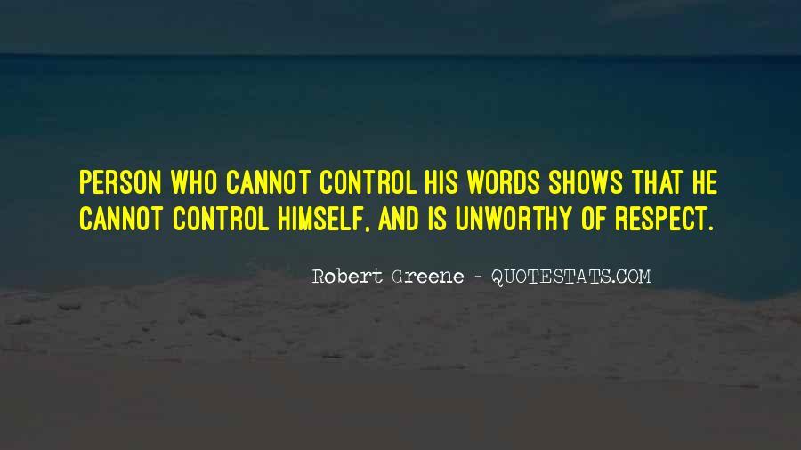 Robert Greene Quotes #1522526