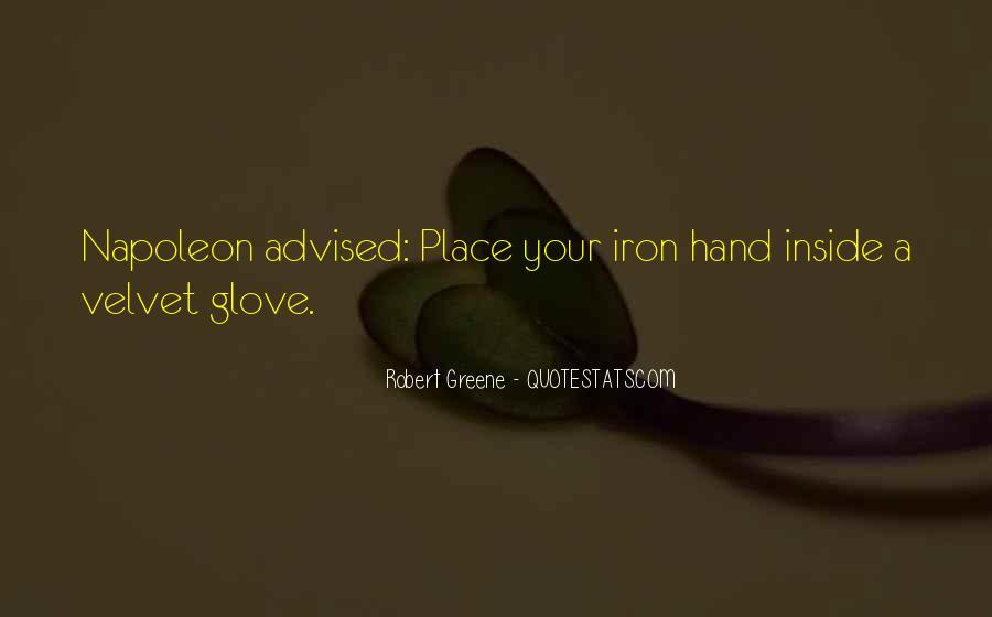 Robert Greene Quotes #1635236