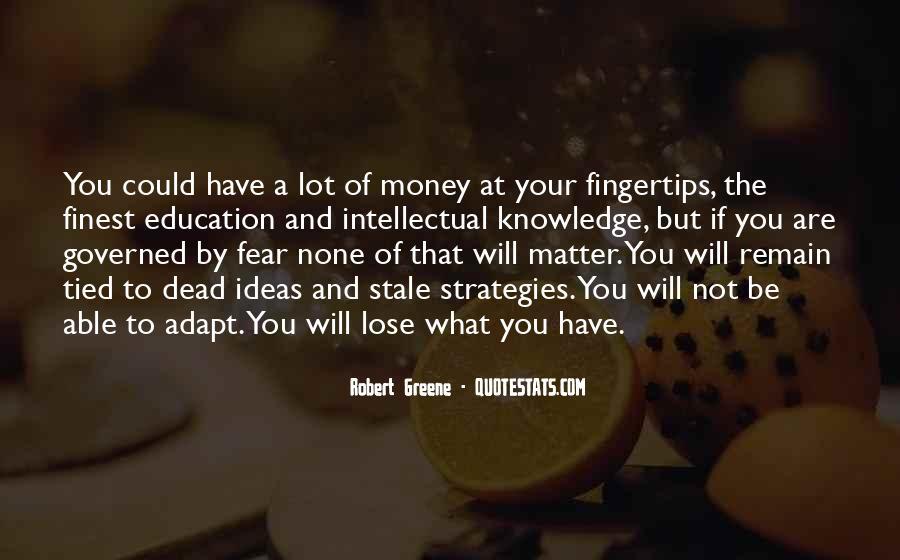 Robert Greene Quotes #163873
