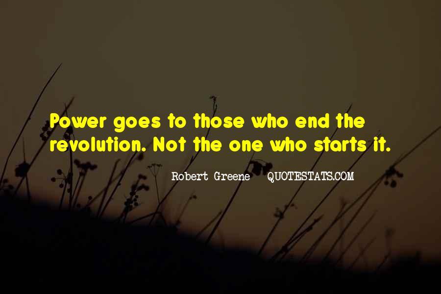 Robert Greene Quotes #1764734