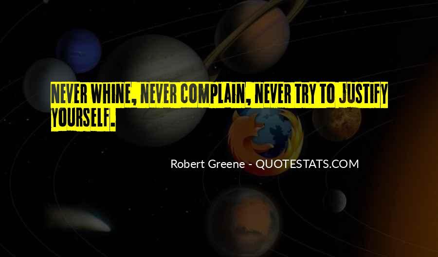 Robert Greene Quotes #227816