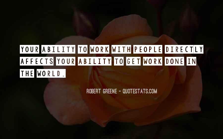 Robert Greene Quotes #354895