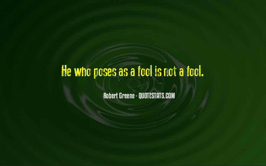 Robert Greene Quotes #568422