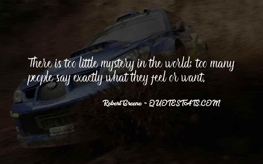 Robert Greene Quotes #595299