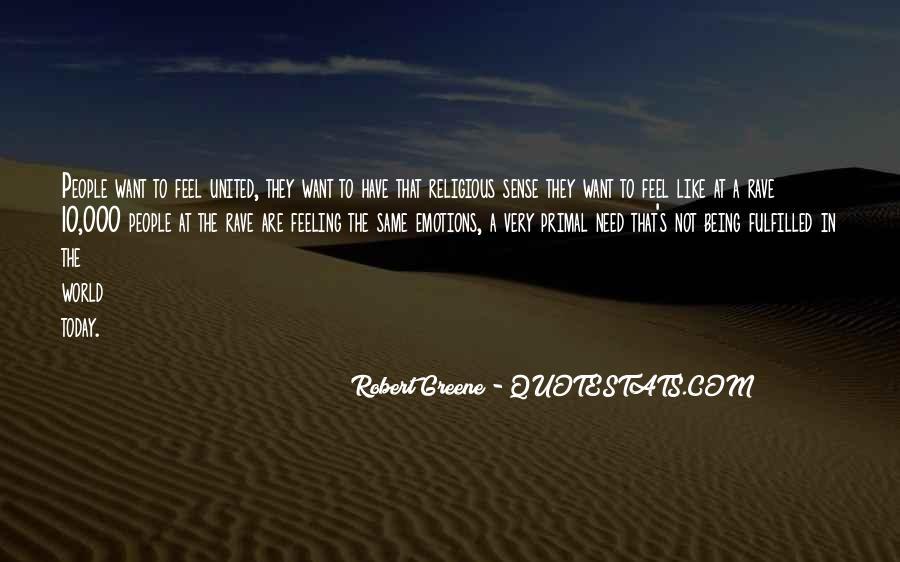 Robert Greene Quotes #727545
