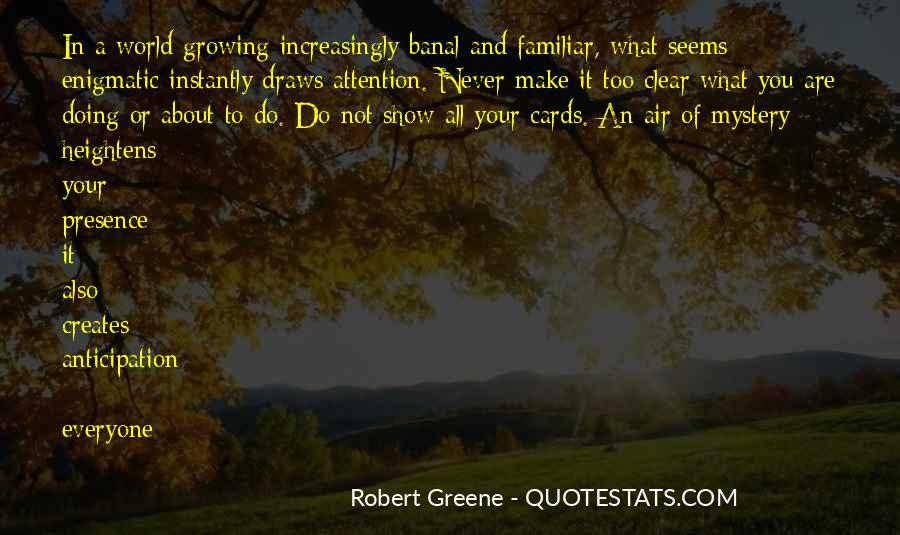 Robert Greene Quotes #814006