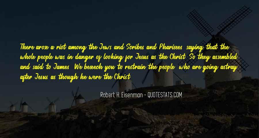 Robert H. Eisenman Quotes #1304256