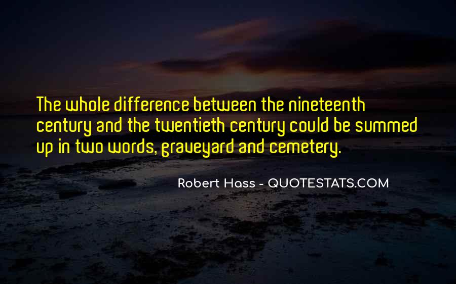 Robert Hass Quotes #1282627
