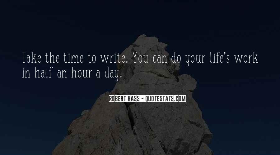 Robert Hass Quotes #1432490