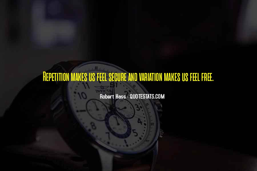 Robert Hass Quotes #1525171