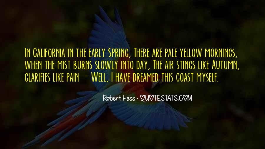 Robert Hass Quotes #1588609