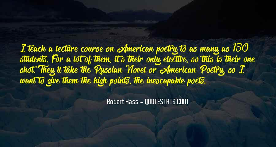 Robert Hass Quotes #16163